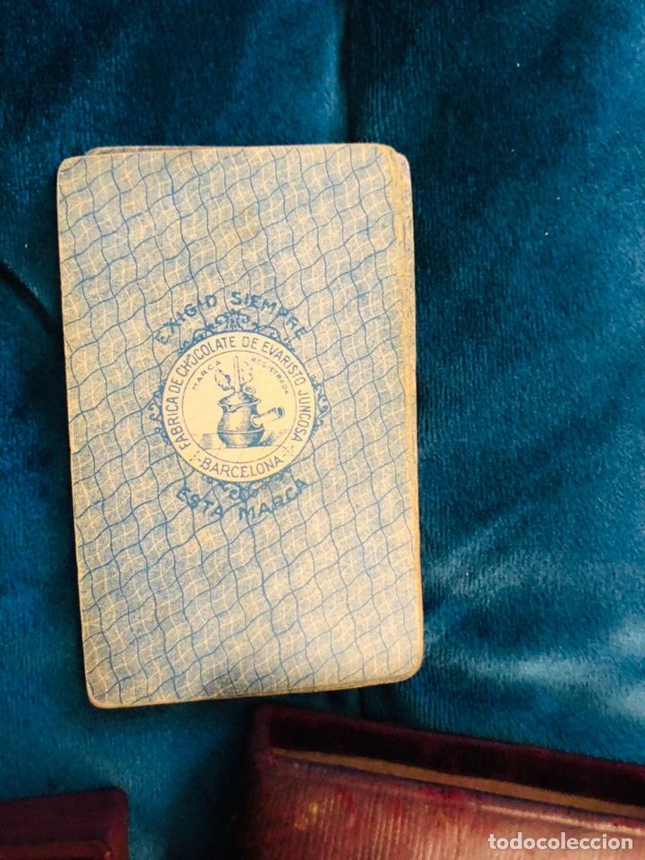 Barajas de cartas: BARAJA DE ESTRELLAS CINEMATOGRAFICAS, CHOCOLATE EVARISTO JUNCOSA, BARCELONA. COMPLETA. AÑOS 20 - Foto 16 - 155323625