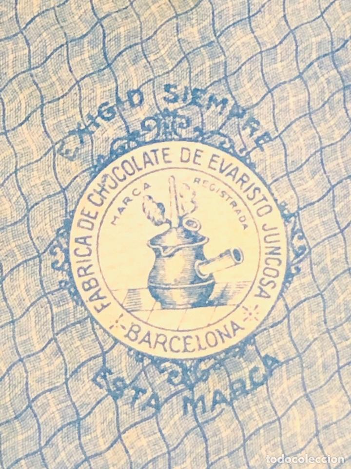 Barajas de cartas: BARAJA DE ESTRELLAS CINEMATOGRAFICAS, CHOCOLATE EVARISTO JUNCOSA, BARCELONA. COMPLETA. AÑOS 20 - Foto 17 - 155323625