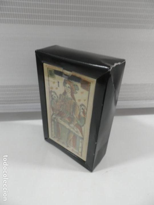 Barajas de cartas: TAROT FLORENTINO MINCHIATE AL LEONE ITALIA SIGLO XVIII - 1790 FASCIMIL, BARAJA PRECINTADA - Foto 6 - 163627604