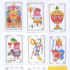 Barajas de cartas: BARAJA ESPAÑOLA DE STOCKLIN. Lote 155708018