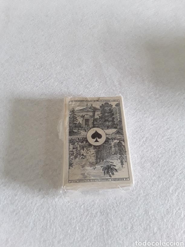 BARAJA DE CARTAS DE PÓKER BARAJA IMPERIAL FRANCIA SIGLO XIX 1860 (Juguetes y Juegos - Cartas y Naipes - Otras Barajas)
