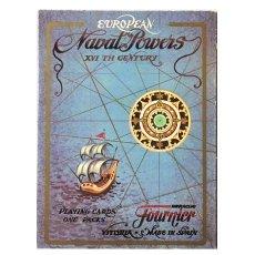 Barajas de cartas: JUEGO DE NAIPES -EUROPEAN NAVAL POWERS SIGLO XVI. Lote 155818018