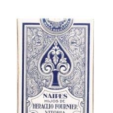 Barajas de cartas: JUEGO DE NAIPES -AS N26 COÑAC BISABUELO 1939+/-. Lote 155819302