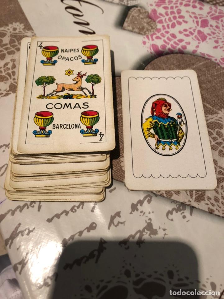 Barajas de cartas: Lote de naipes antiguas - Foto 2 - 155871384
