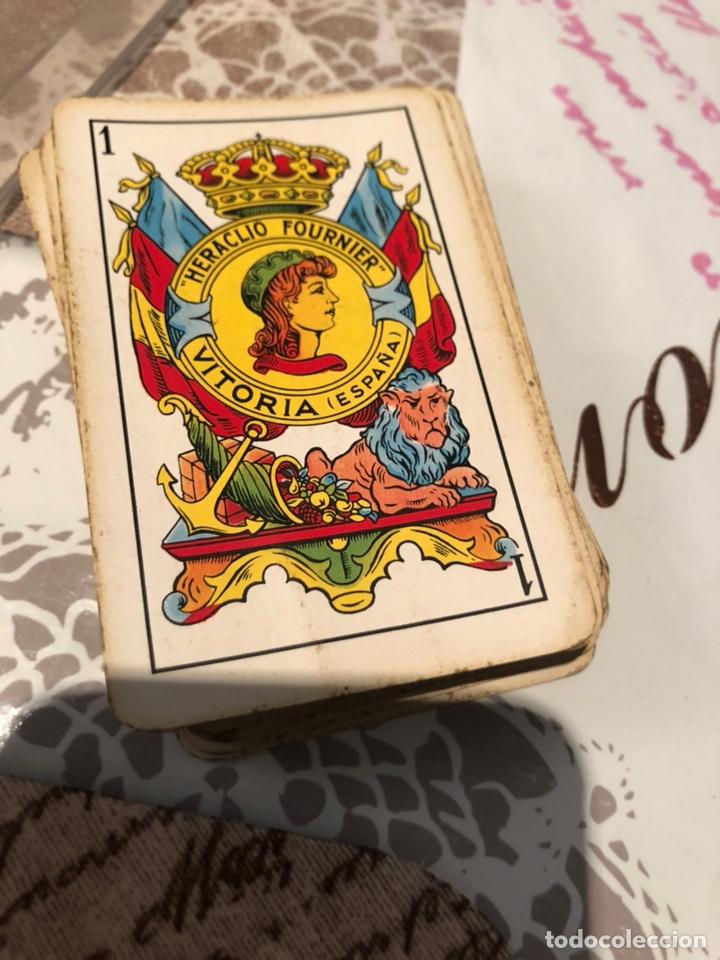 Barajas de cartas: Lote de naipes antiguas - Foto 5 - 155871384