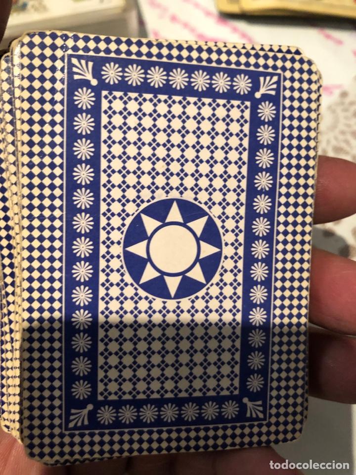 Barajas de cartas: Lote de naipes antiguas - Foto 9 - 155871384