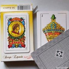 Barajas de cartas: BARAJA ESPAÑOLA 'NUEVO ESTILO' GABRIEL FUENTES. Lote 155950770