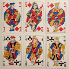 Barajas de cartas: BARAJA FRANCESA FOURNIER 777. Lote 155991433