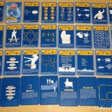 Barajas de cartas: BARAJA DE CARTAS INFANTIL. CUARTETOS. JUEGOS DE PENSAR, INGENIO, ESTRATEGIA. ALEMANIA. 70GR. Lote 156001774