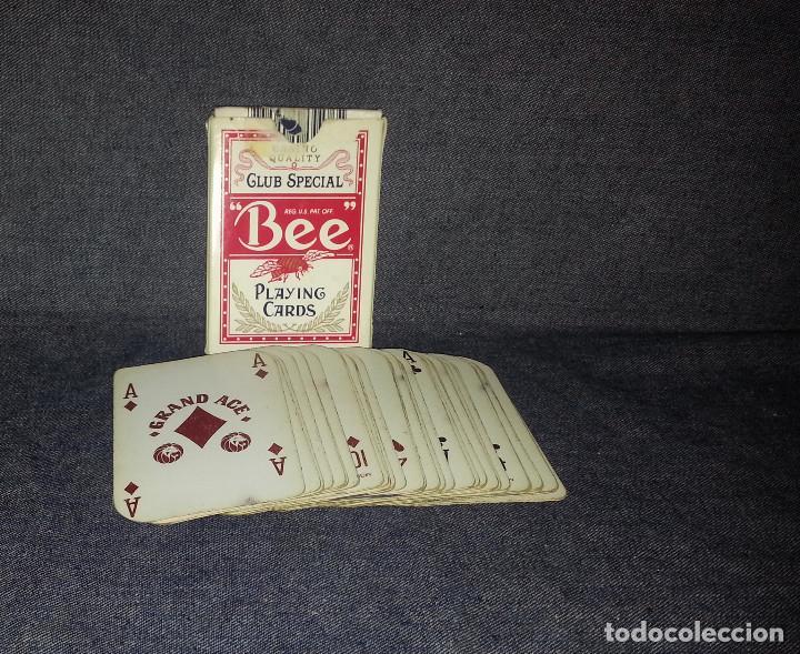 BARAJA CARTAS POKER LAS VEGAS. (Juguetes y Juegos - Cartas y Naipes - Barajas de Póker)
