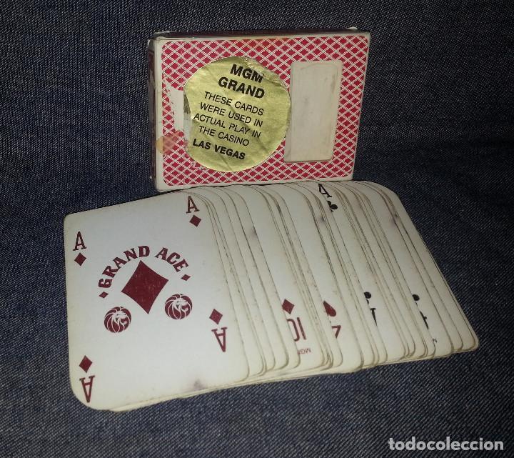 Barajas de cartas: BARAJA CARTAS POKER LAS VEGAS. - Foto 2 - 156009954