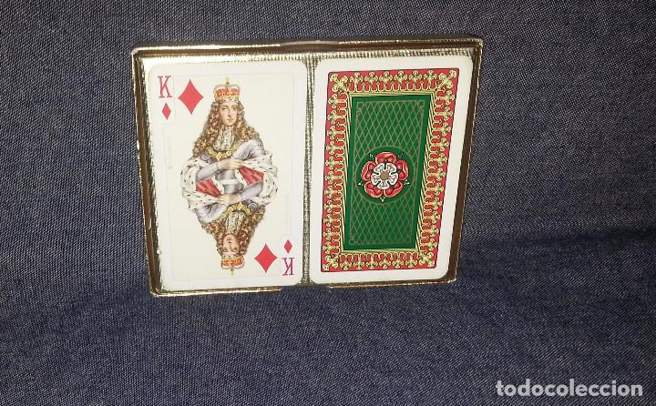 Barajas de cartas: Baraja de cartas Tudor Rose. - Foto 2 - 156010246