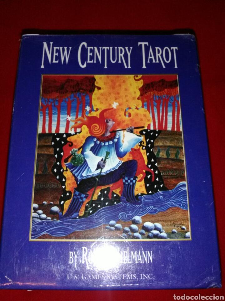 TAROT NEW CENTURY (Juguetes y Juegos - Cartas y Naipes - Barajas Tarot)