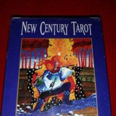 Barajas de cartas: TAROT NEW CENTURY. Lote 156486972
