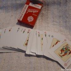 Barajas de cartas: BARAJA CARTAS FOURNIER PÓKER ESPAÑOL CITRÖEN. Lote 156501266
