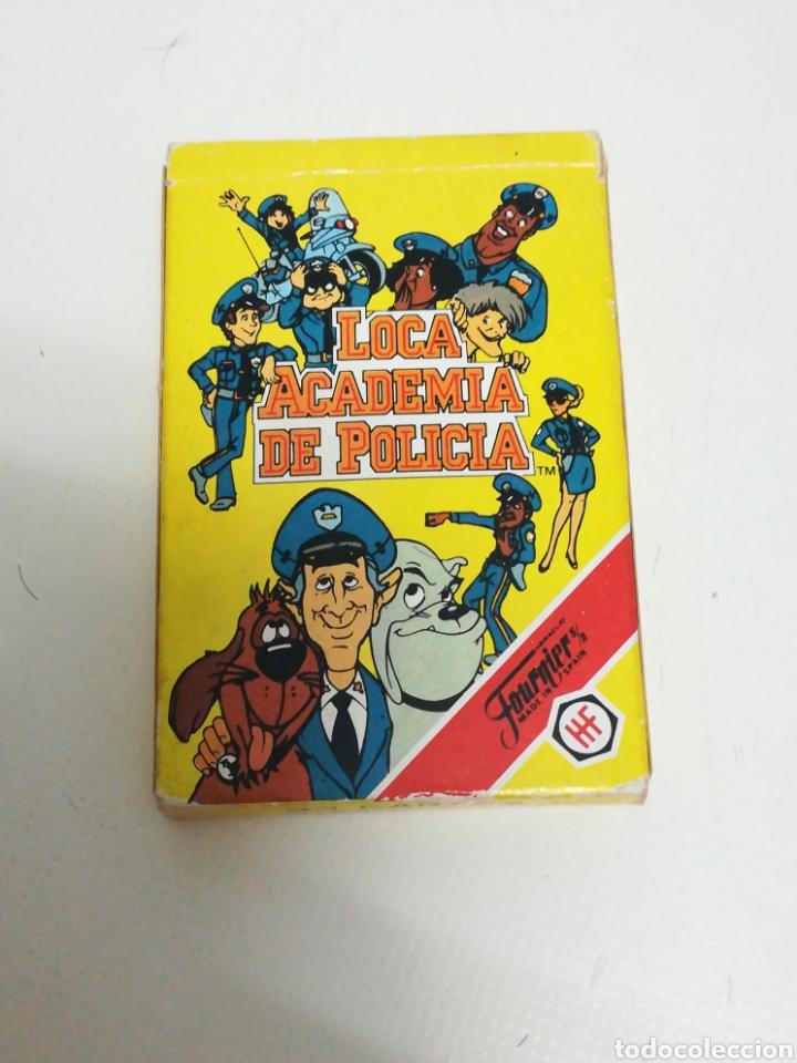 CARTAS LOCA ACADEMIA DE POLICIA - FOURNIER - CATETOS (Juguetes y Juegos - Cartas y Naipes - Barajas Infantiles)