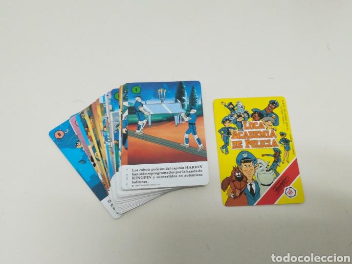 Barajas de cartas: Cartas Loca Academia de Policia - Fournier - catetos - Foto 2 - 156696556