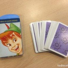 Barajas de cartas: FOURNIER. PETER PAN. 33 CARTAS. Lote 156707702