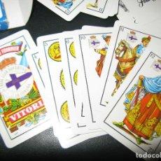 Barajas de cartas: BARAJA DE CARTAS DEL REAL CLUB DEPORTIVO DE LA CORUÑA - ESPAÑOLA - HERACLIO FOURNIER NAIPES . Lote 156730626
