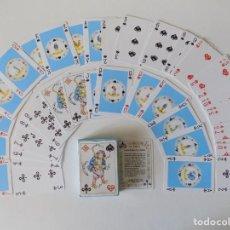 Jeux de cartes: LIBRERIA GHOTICA. BARAJA DE CARTAS JEU DES FAIENCERIES DE QUIMPER.1987. HB HENRIOT.. Lote 156788822