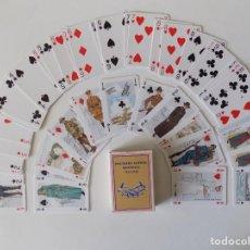 Barajas de cartas: LIBRERIA GHOTICA. BARAJA PREMIÈRE GUERRE MONDIALE 1914-1918. PRIMERA GUERRA MUNDIAL.1980.. Lote 156789086