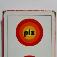 Barajas de cartas: NAIPES FOURNIER, PUBLICIDAD - PIX. Lote 156837562