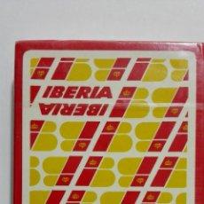 Barajas de cartas: NAIPES FOURNIER, PUBLICIDAD - IBERIA. Lote 156838586