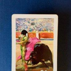Barajas de cartas: BARAJA DE POKER TAURINA DE ANTONIO CASERO DE 54 CARTAS HECHA POR H. FOURNIER 1965.. Lote 156897238