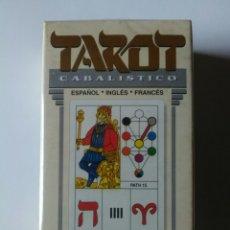 Barajas de cartas - TAROT CABALISTICO(DESCATALOGADO). - 157174444