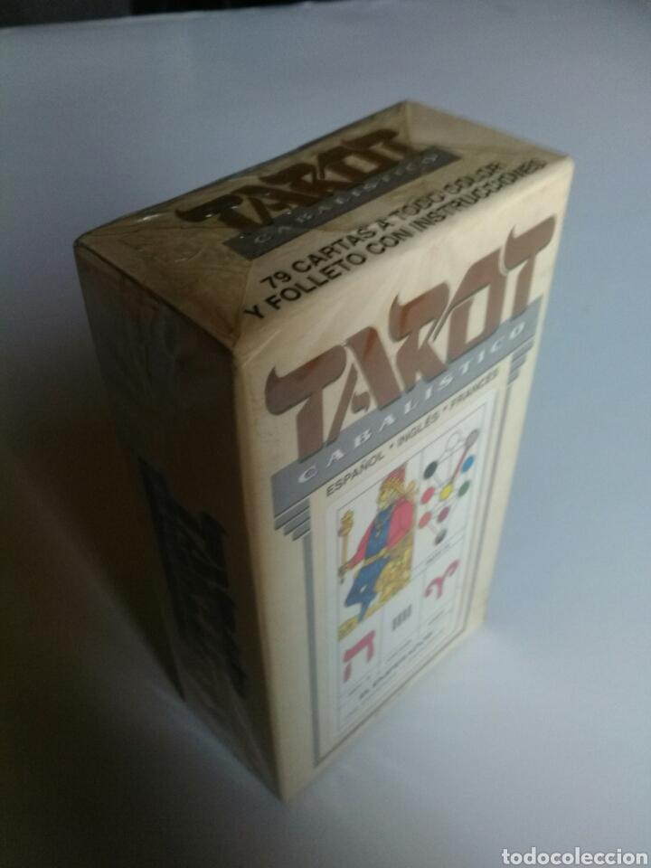 Barajas de cartas: TAROT CABALISTICO(DESCATALOGADO). - Foto 2 - 157174444