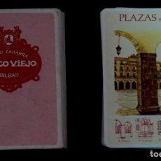 Barajas de cartas: BARAJA CASCO VIEJO BILBAO 32 CARTAS COMPLETA . Lote 157211530