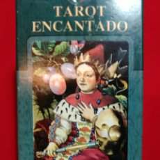 Barajas de cartas: TAROT ENCANTADO BARAJA DE CARTAS.. Lote 157246940