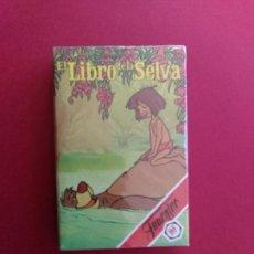 Barajas de cartas: BARAJA - EL LIBRO DE LA SELVA - FOURNIER AÑO 1993 , PRECINTADA!!! - ERICTOYS. Lote 204198906