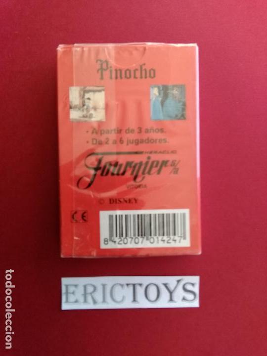 Barajas de cartas: BARAJA PINOCHO - FOURNIER AÑO 1992 , PRECINTADA!!! - ERICTOYS - Foto 2 - 269303753