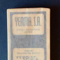 Barajas de cartas - BARAJA FOURNIER Nº 1 40 CARTAS SIN DESPRECINTAR PUBLICIDAD YENMA, S.A. - 157283286
