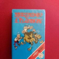 Barajas de cartas: BARAJA MORTADELO Y FILEMÓN - FOURNIER AÑO 1994 , PRECINTADA!!! - ERICTOYS. Lote 185233967