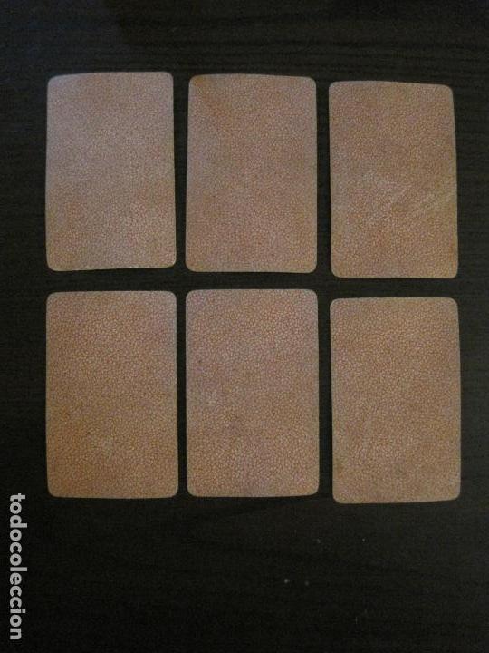 Barajas de cartas: BARAJA DE CARTAS ANTIGUA-LUIS A.LLEDO-VILLAGARCIA PONTEVEDRA-COMPLETA 40 CARTAS-VER FOTOS-(V-16.209) - Foto 5 - 157423502