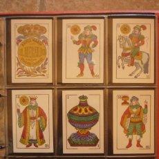 Barajas de cartas: BARAJA MARCA 'EL HERALDO'. 'SEGUNDO DE OLEA' CÁDIZ. COMPLETA 48 CARTAS. NUEVA. ESPECIALIDAD PARA..... Lote 157548550