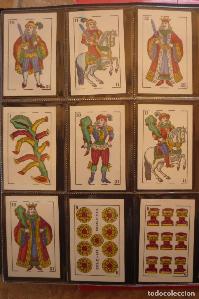 Barajas de cartas: BARAJA MARCA EL HERALDO. SEGUNDO DE OLEA CÁDIZ. COMPLETA 48 CARTAS. NUEVA. ESPECIALIDAD PARA.... - Foto 2 - 157548550