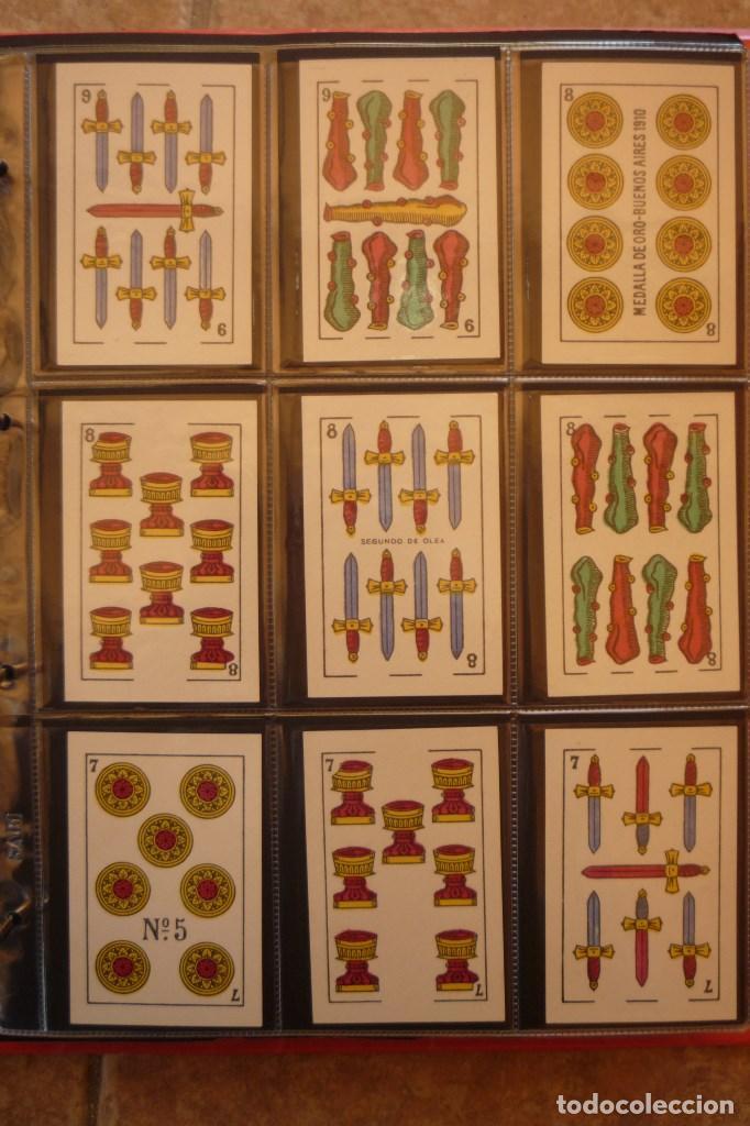Barajas de cartas: BARAJA MARCA EL HERALDO. SEGUNDO DE OLEA CÁDIZ. COMPLETA 48 CARTAS. NUEVA. ESPECIALIDAD PARA.... - Foto 3 - 157548550