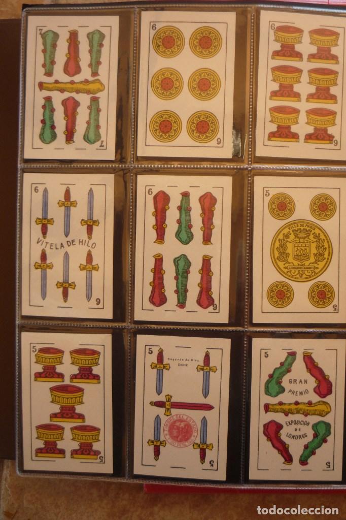 Barajas de cartas: BARAJA MARCA EL HERALDO. SEGUNDO DE OLEA CÁDIZ. COMPLETA 48 CARTAS. NUEVA. ESPECIALIDAD PARA.... - Foto 4 - 157548550