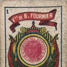 Barajas de cartas: NAIPE AÑOS 20. Lote 157702738