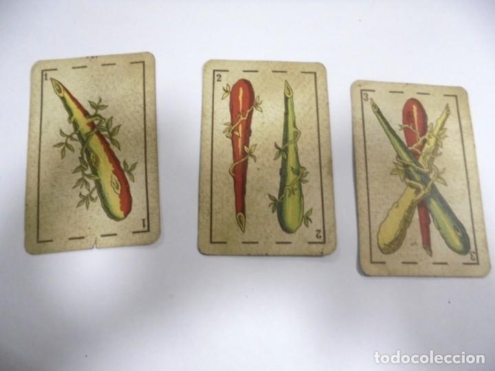 Barajas de cartas: BAAJA DE CARTAS. ESPAÑOLA. ANTONIO MOLINER. BURGOS. FALTA SOTA DE OROS. VER - Foto 6 - 157708782