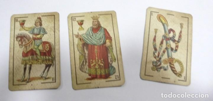 Barajas de cartas: BAAJA DE CARTAS. ESPAÑOLA. ANTONIO MOLINER. BURGOS. FALTA SOTA DE OROS. VER - Foto 11 - 157708782