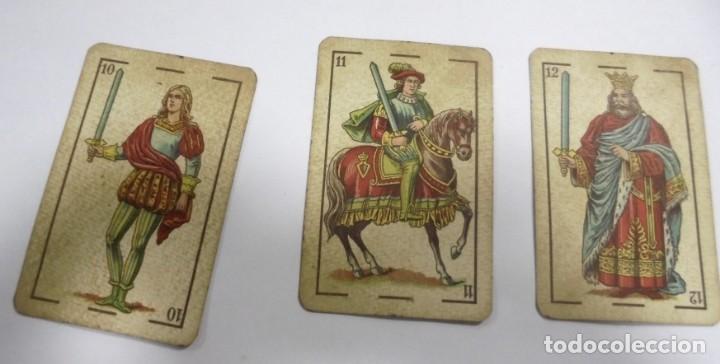 Barajas de cartas: BAAJA DE CARTAS. ESPAÑOLA. ANTONIO MOLINER. BURGOS. FALTA SOTA DE OROS. VER - Foto 14 - 157708782