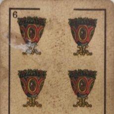 Barajas de cartas: NAIPE AÑOS 20. Lote 158020910