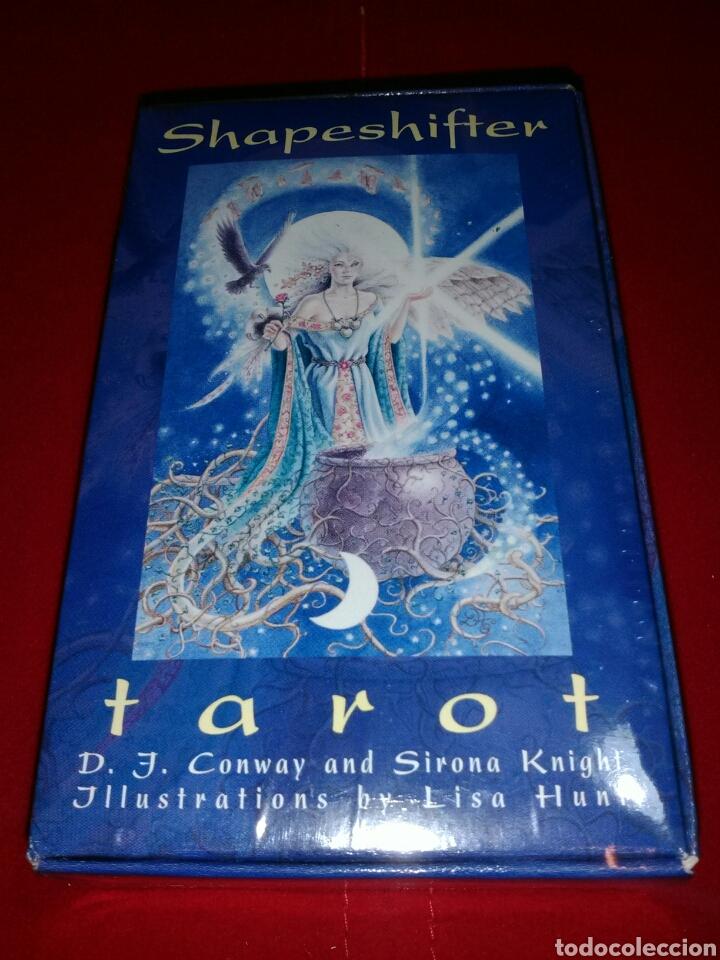 SHAPESSHIFTER TAROT. 81 CARDS DECK&INSTRUTIONAL BOOK. (Juguetes y Juegos - Cartas y Naipes - Barajas Tarot)