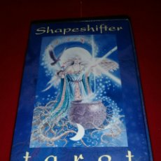 Barajas de cartas: SHAPESSHIFTER TAROT. 81 CARDS DECK&INSTRUTIONAL BOOK.. Lote 158136538
