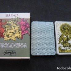 Barajas de cartas: BARAJA ESPAÑOLA FOURNIER. MITOLOGICA. Lote 158152022