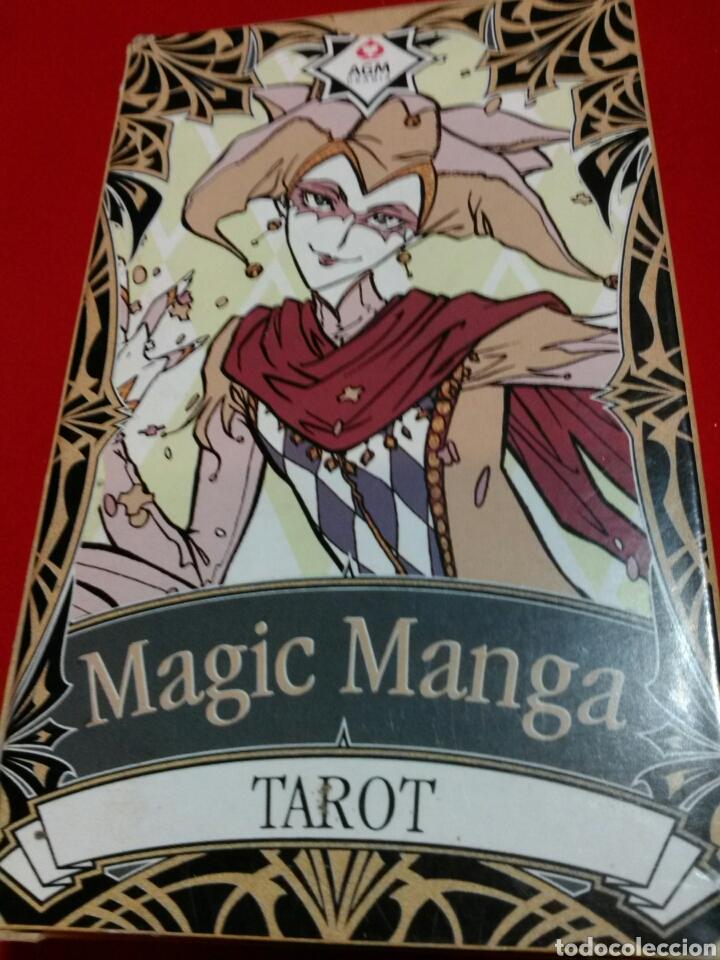 MAGIC MANGA TAROT. AGM (Juguetes y Juegos - Cartas y Naipes - Barajas Tarot)